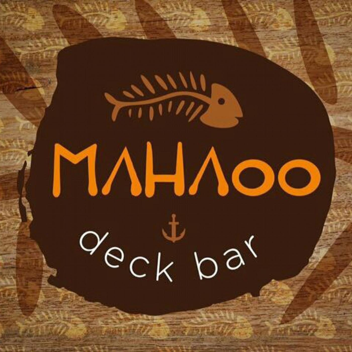 Mahaoo deck Bar