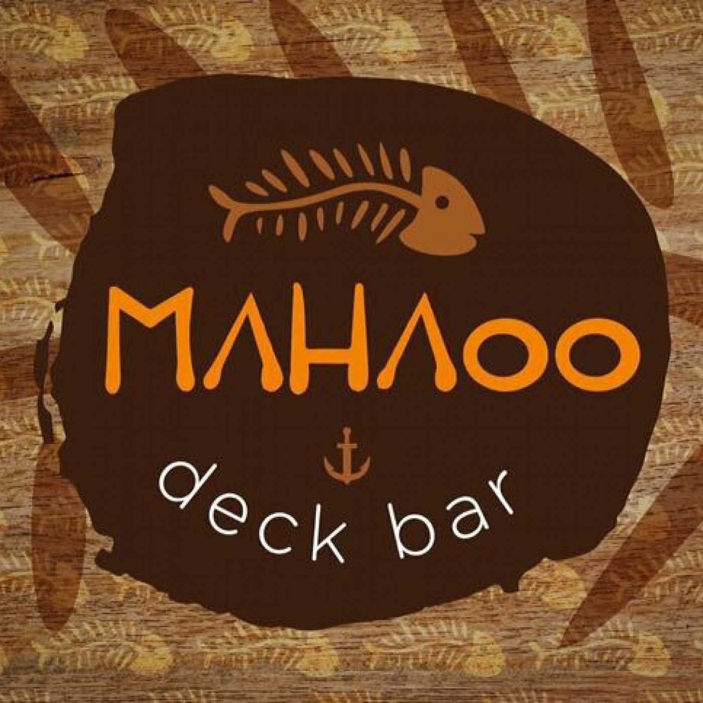 Mahaoo deck Bar