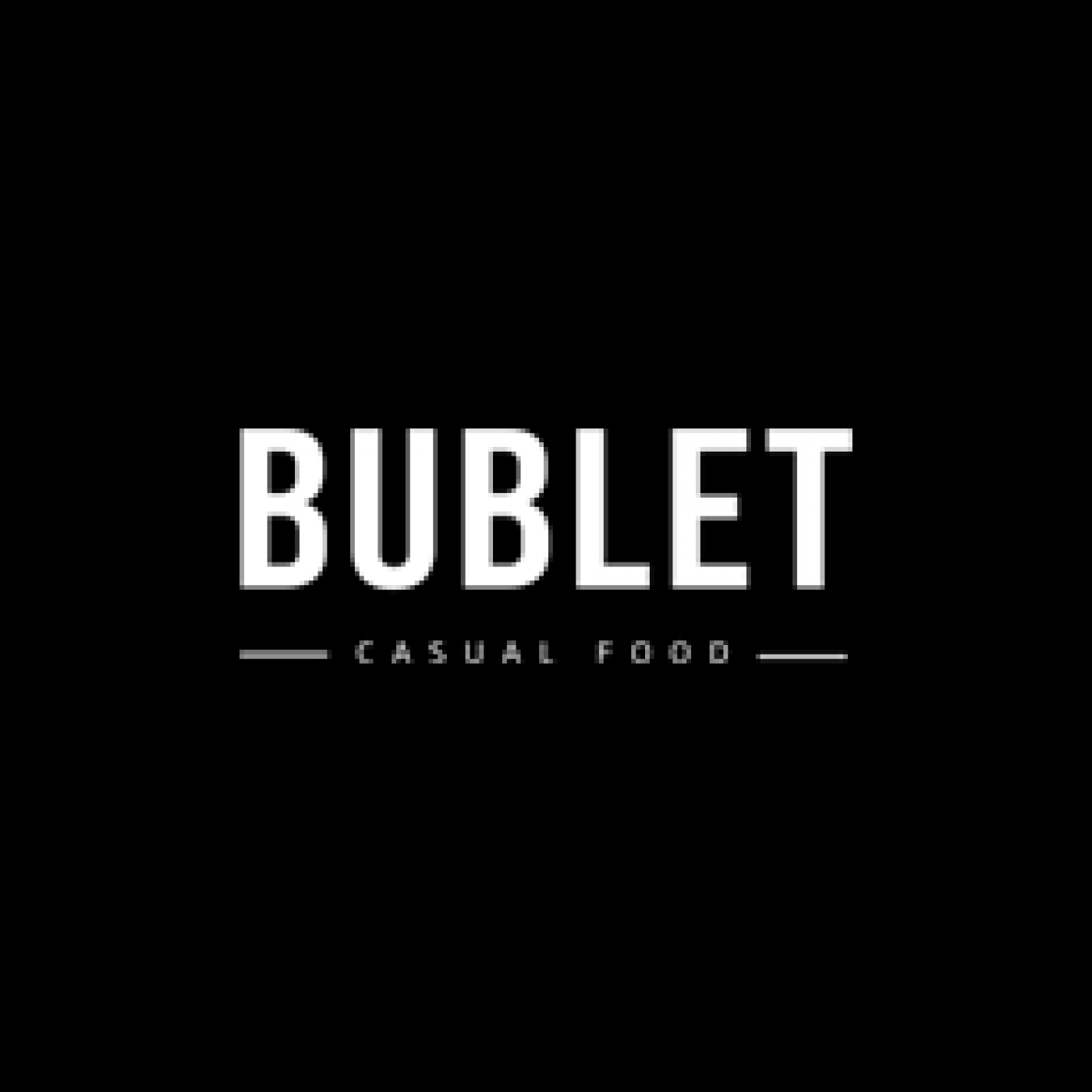 Bublet Casual Food